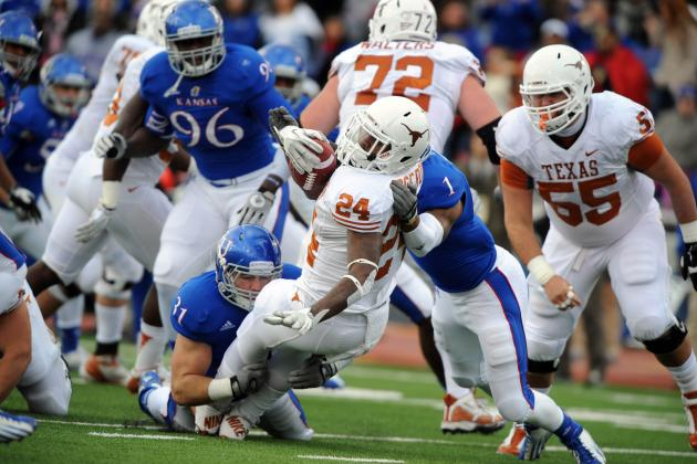 Texas Football: 10 Things We Learned from the Longhorns' Win vs. the Jayhawks
