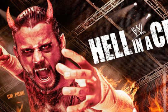 WWE Hell in a Cell 2012 Results: Match-by-Match Breakdown