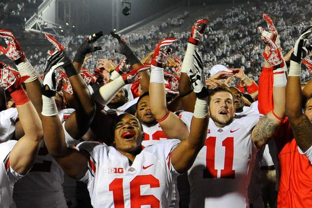 Ohio State vs. PSU: Post-Game Grades for the Buckeyes' Win vs. the Nittany Lions