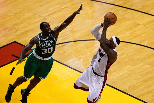 Comparing Miami Heat to Boston Celtics at Every Position