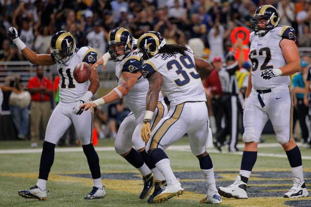 Patriots vs. Rams: Instant Grades and Analysis for St. Louis