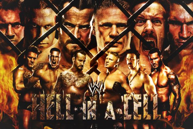 WWE Hell in a Cell 2012: Preview and Predictions from B/R's Evolution