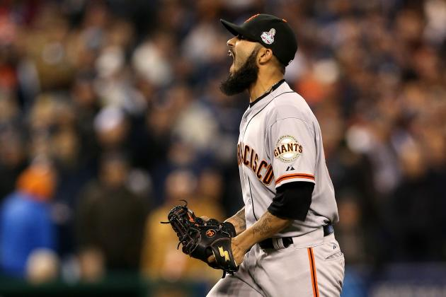 Giants vs. Tigers: 5 Biggest Matchups in World Series Game 4