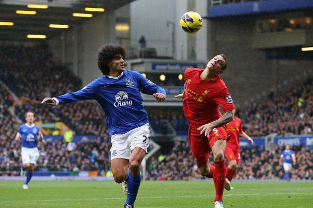 Everton vs. Liverpool: Player Ratings for Both Teams at Goodison