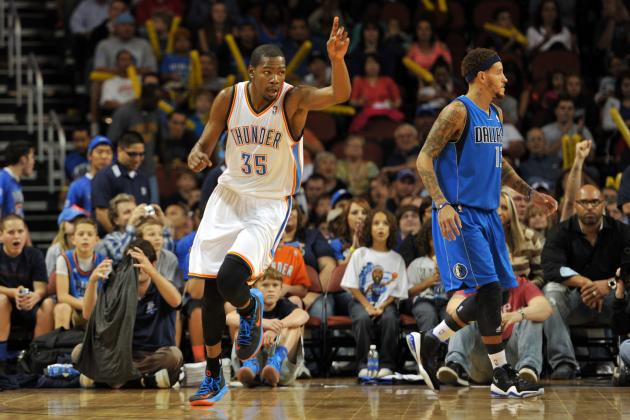 15 Best Reasons to Anticipate the 2012-13 NBA Season