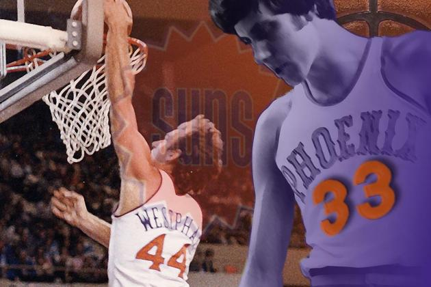 Phoenix Suns: Ranking the Top 5 Suns of the '70s