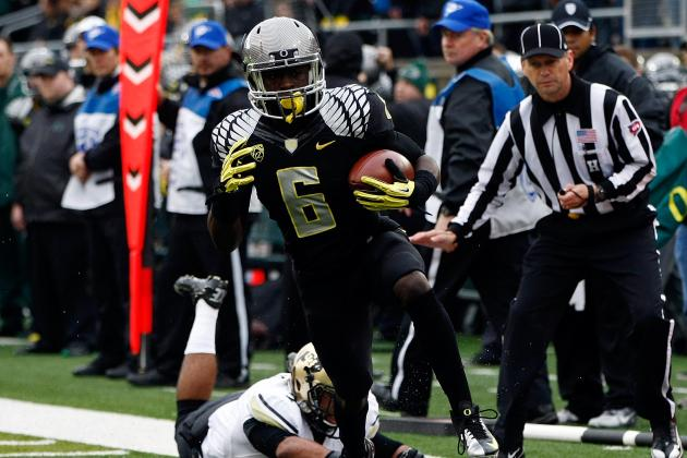 AP College Football Poll 2012: Winners and Losers from Week 10