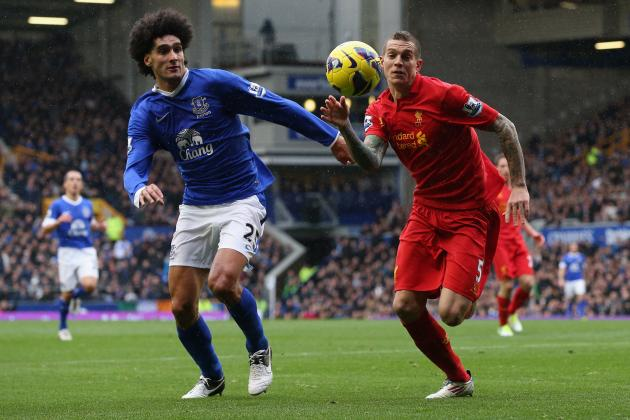 Everton vs. Liverpool: 5 Takeaways from a Fiery 2-2 Draw