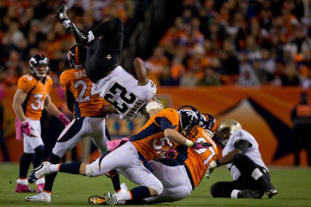Broncos vs. Saints: Live Game Grades and Player Analysis for Denver