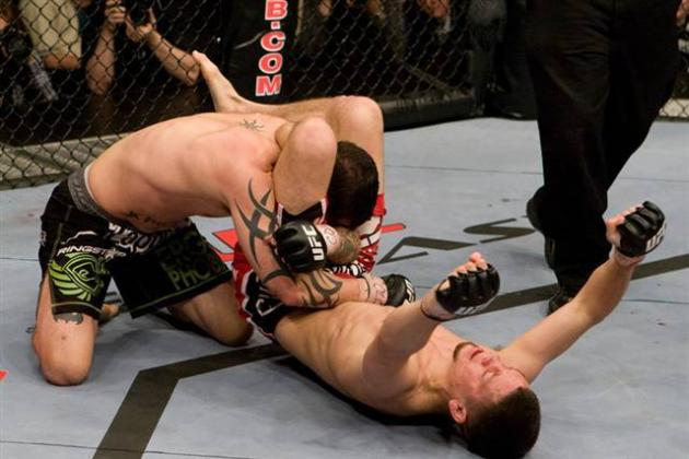 Best Moments from UFC 80-90