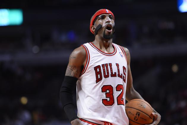 An Optimist's Guide to the Chicago Bulls' 2012-13 Season