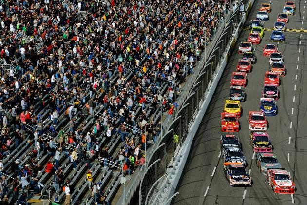 NASCAR Sprint Cup: 10 Lessons We Learned at Martinsville