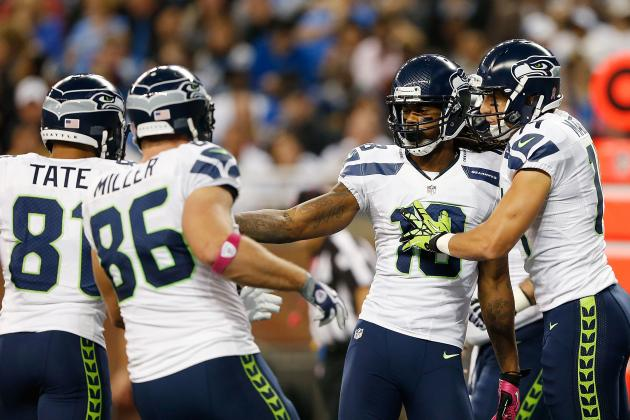 Seattle Seahawks: Winners and Losers from NFL Week 8