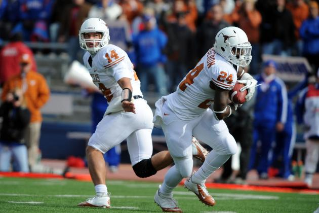 Texas Football: Winners and Losers from the Week 9 Game vs. Kansas