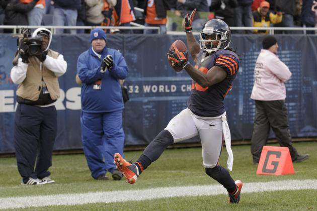 Carolina Panthers vs. Chicago Bears: Winners and Losers