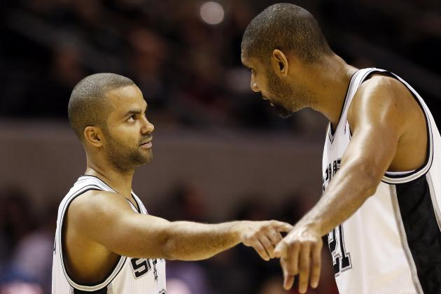 5 Critical Revelations from San Antonio Spurs Training Camp