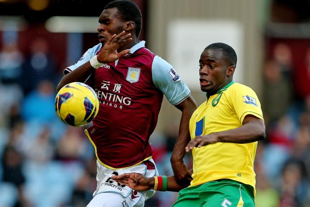 Norwich City: 6 Things Noticed from Aston Villa Draw
