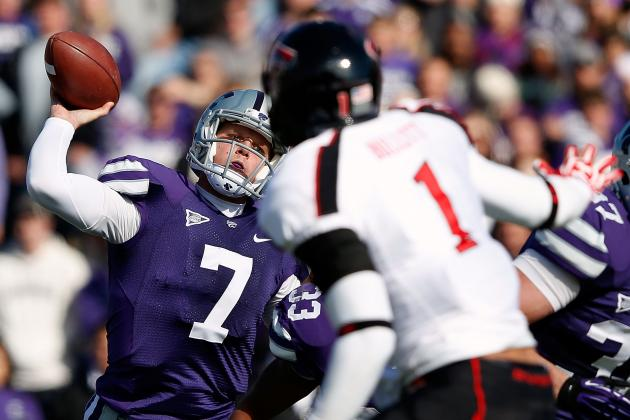 10 Things We Learned from the Big 12 in Week 9