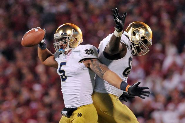 BCS Standings 2012: Week 10 Rankings and Bowl Game Projections