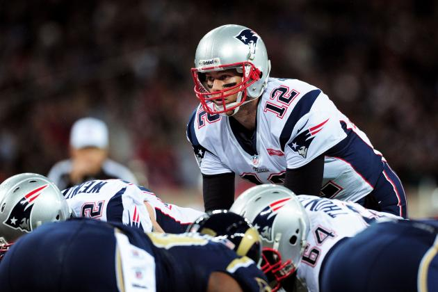 New England Patriots Game-by-Game Predictions for Second Half of the Season