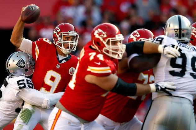 Kansas City Chiefs' Game-by-Game Predictions for Second Half of the Season