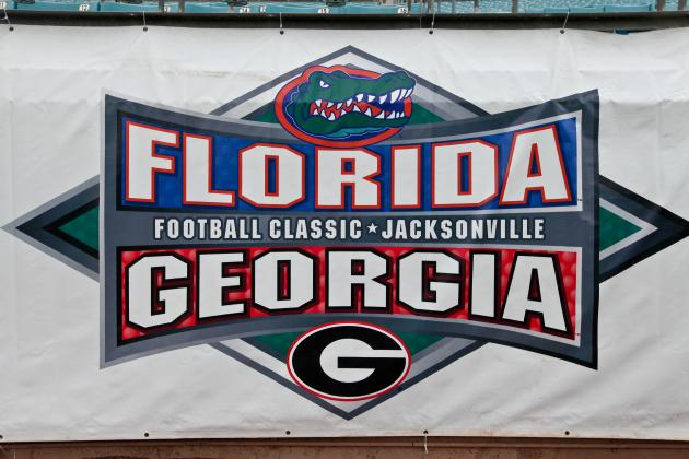Florida Football: Grading All 22 Starters from the Georgia Game