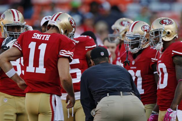 San Francisco 49ers: Game-by-Game Predictions for the Second Half of the Season