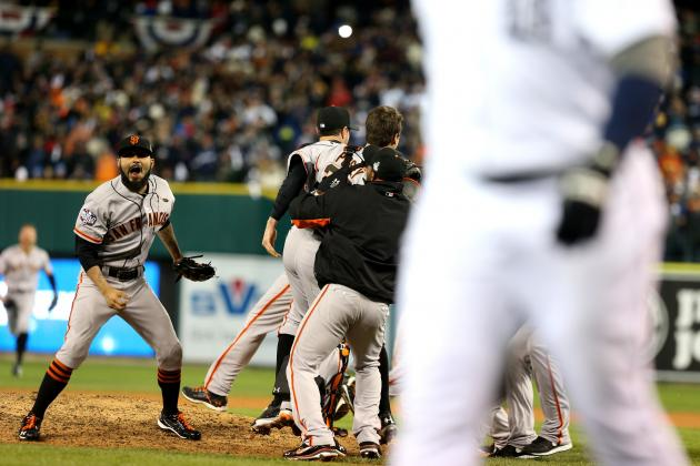 12 Best Photos from the 2012 World Series