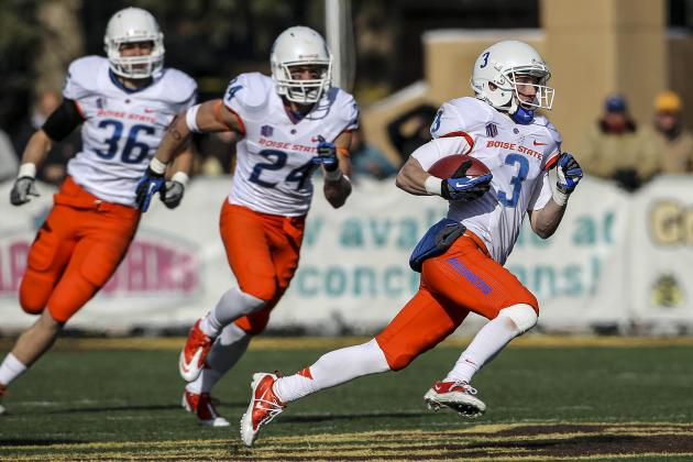 Boise State Football: Grading All 22 Starters from the Wyoming Game