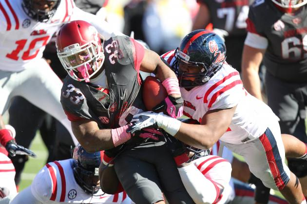 Arkansas Football: Winners and Losers from the Week 9 Game vs. Ole Miss