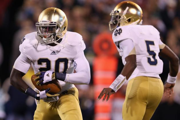 Notre Dame Football: Grading All 22 Starters from the Oklahoma Game