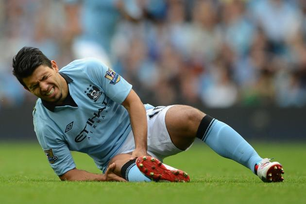 English Premier League: 10 Most Significant Injuries of the EPL Season so Far