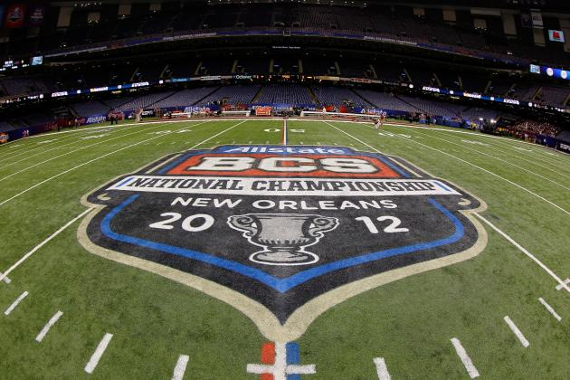 BCS Rankings 2012: What Happens If All the Top Teams Finish with One Loss?