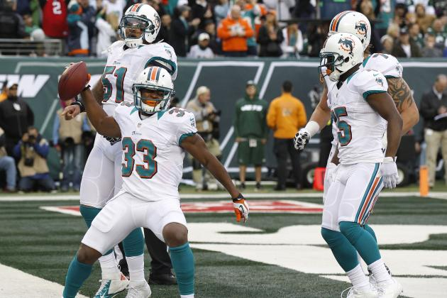 Miami Dolphins Game-by-Game Predictions for 2nd Half of the Season