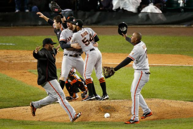 The 10 Most Memorable Moments of the 2012 World Series