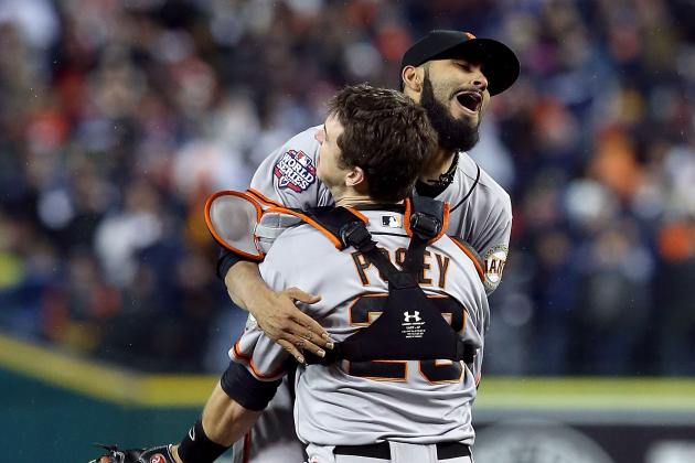The Moments That Defined the 2012 World Series