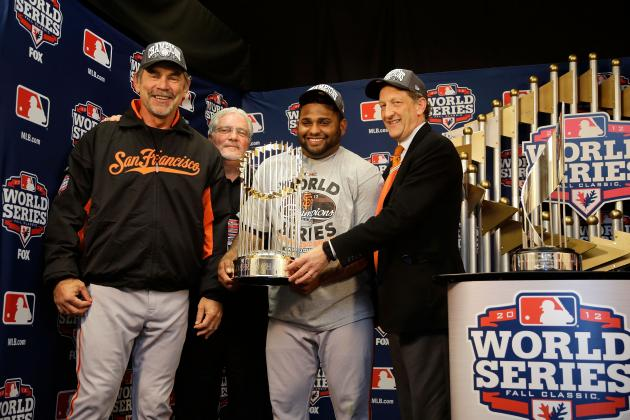San Francisco Giants: 5 Key Reasons They're the 2012 World Series Champions