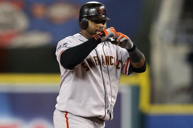 2012 World Series: Ranking the Giants' 5 Biggest Heroes of the Series