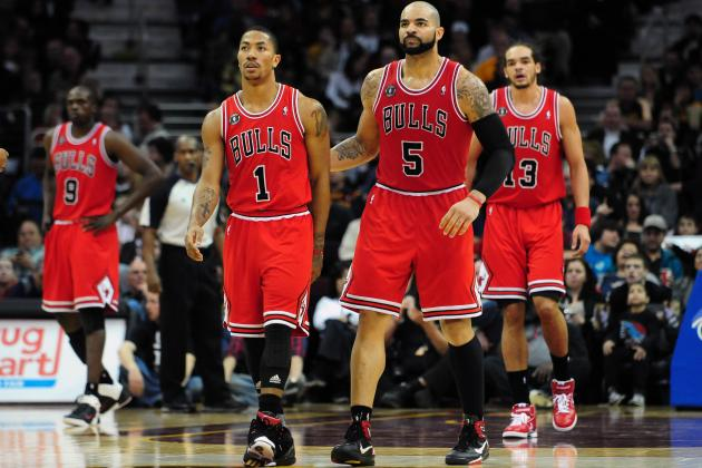 Complete Health Status for Every Chicago Bulls Player at Start of 2012-13 Season