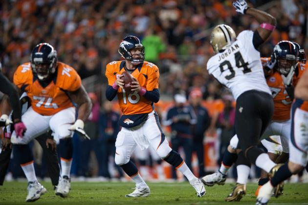 New Orleans Saints vs. Denver Broncos: Winners and Losers
