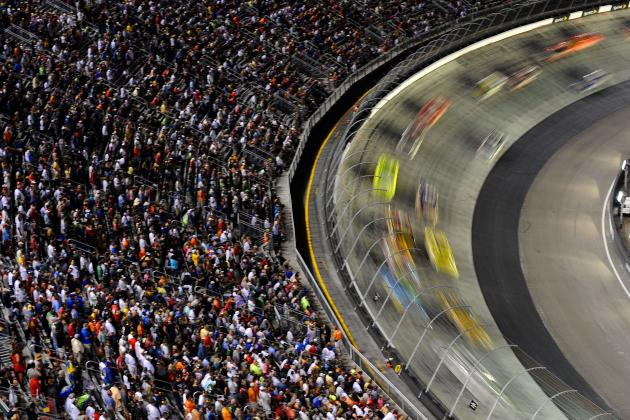 NASCAR: 5 Tracks That Belong  in the Chase