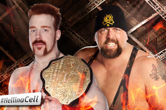 WWE Hell in a Cell 2012 Results: 5 Talking Points from Sheamus vs. Big Show