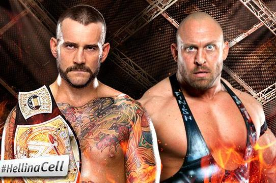 WWE Hell in a Cell 2012 Results: 5 Talking Points from CM Punk vs. Ryback
