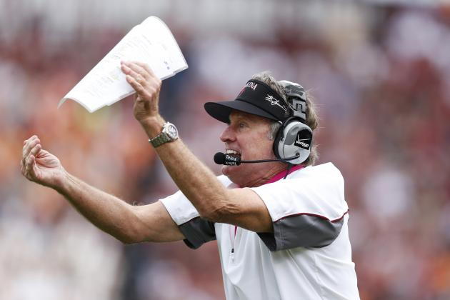 South Carolina Football: Grading All 22 Starters from the Tennessee Game