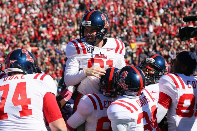 Ole Miss Football: Winners and Losers from Ole Miss at Arkansas