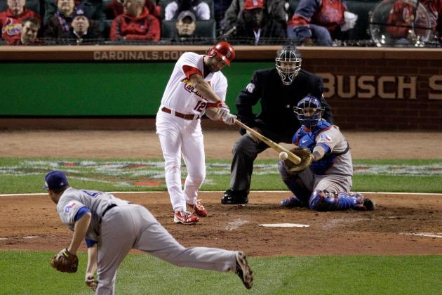 2012 World Series: Ranking the 10 Greatest Comebacks in Fall Classic History