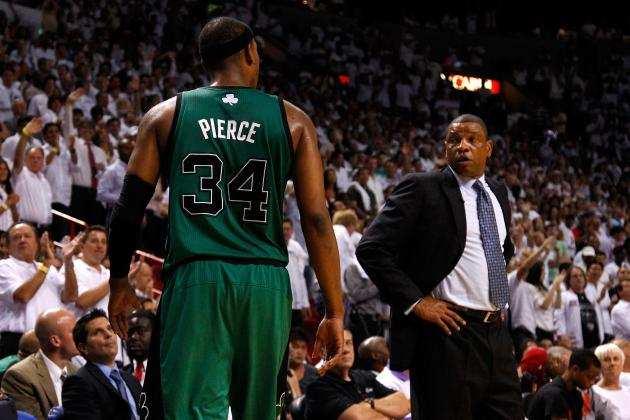 Complete Boston Celtics Player Power Rankings for Start of 2012-13 NBA Season
