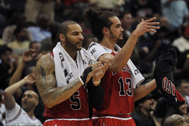 Complete Chicago Bulls Player Power Rankings for Start of 2012-13 NBA Season