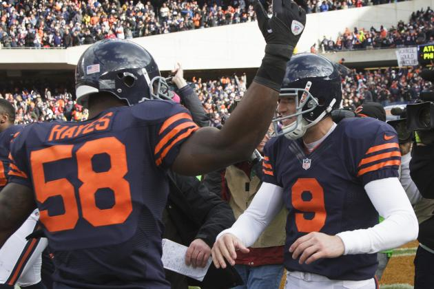 Projecting the Second Half for the Chicago Bears Game by Game