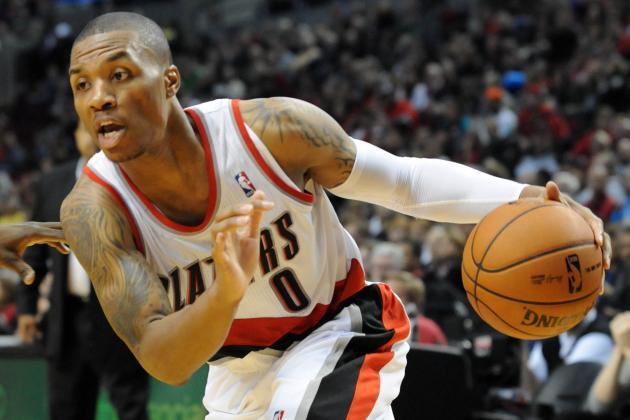 2012-13 NBA Rookie Stock Watch, Opening Week Edition